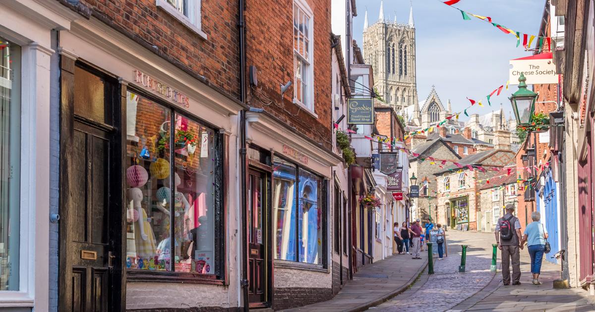 Steep Hill Amp The Strait In Lincoln Shop Lincoln